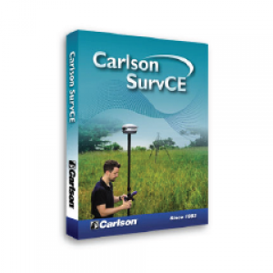 SurvCE data collection software